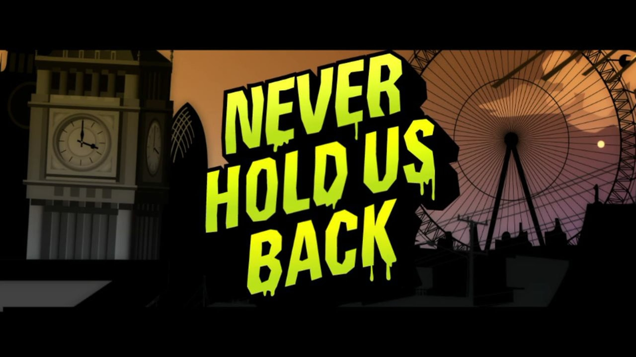 Major Look - Never Hold Us Back