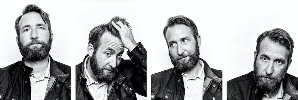 Portraits - Brendan Greene / Player Unknown
