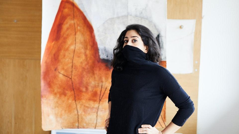 Portraits - Radhika Khimji - Artist