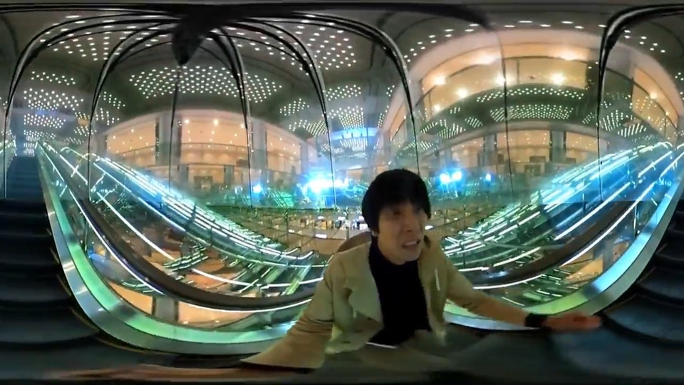Pony Pony Run Run - Alright (360°) Music video