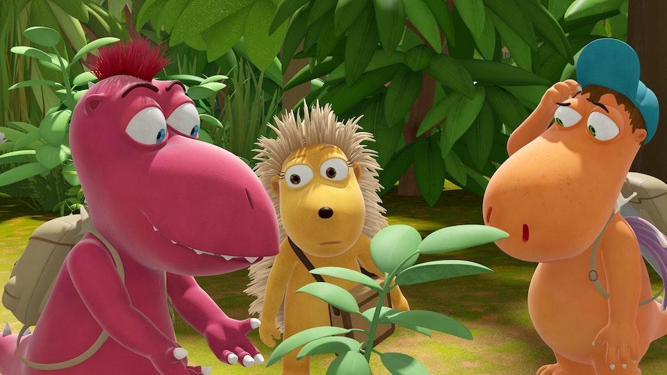 Coconut the Little Dragon (TV Series)