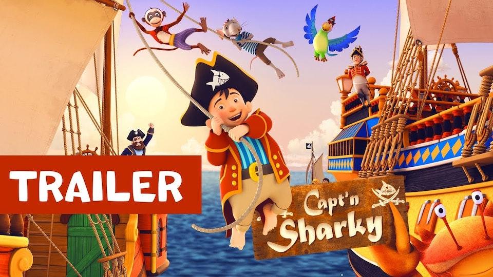 Capt'n Sharky (Caligari Film)