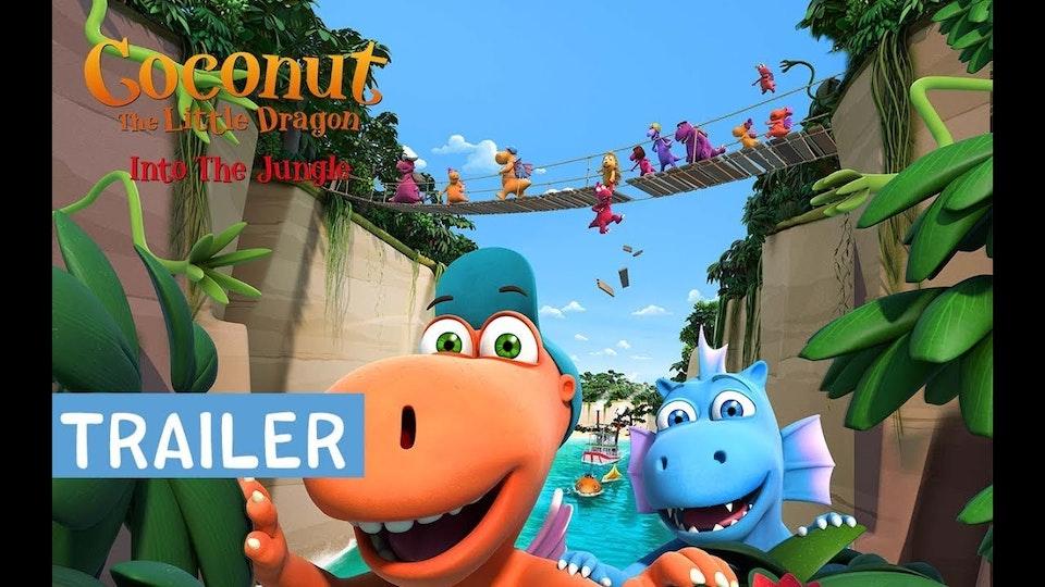 Little Dragon Coconut 2 – Into the Jungle! (Caligari Film)