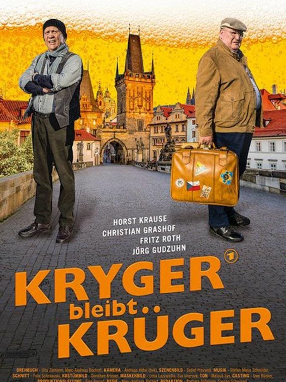 Kryger bleibt Krüger (ARD Degeto)
