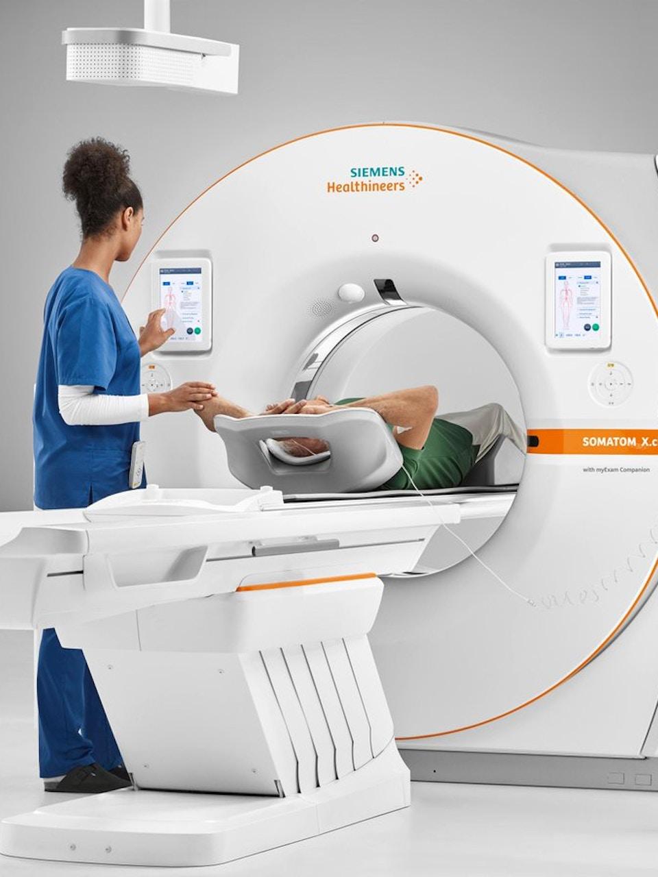 Siemens Healthineers – Somatom X