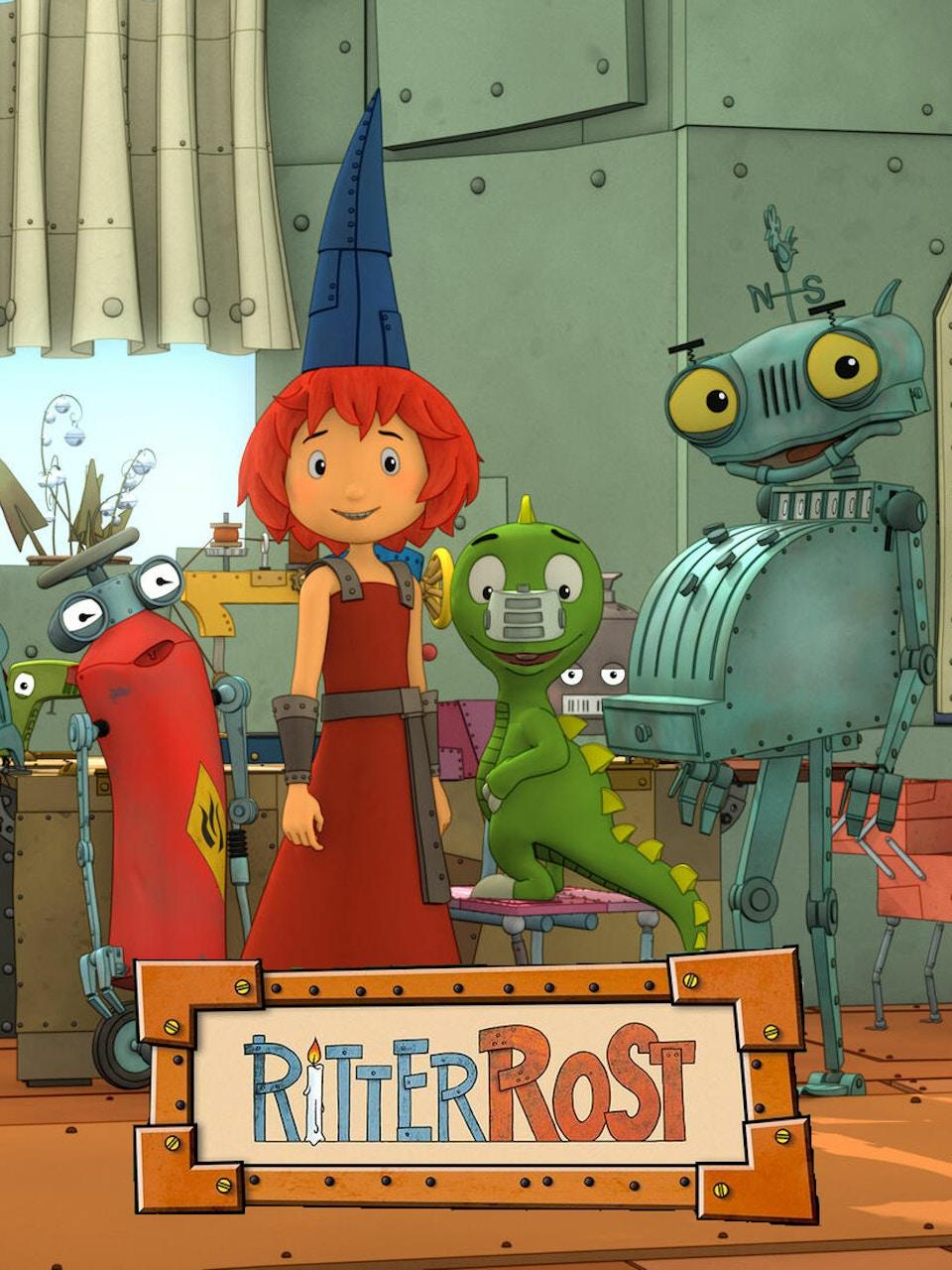 Knight Rusty (TV Series)