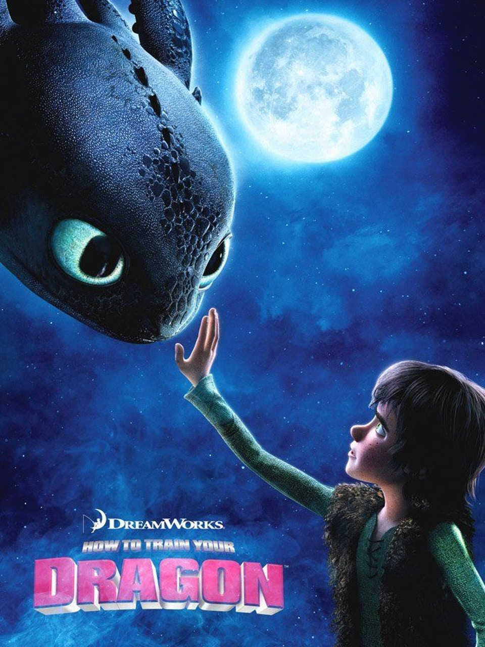 How To Train Your Dragon (Dreamworks)