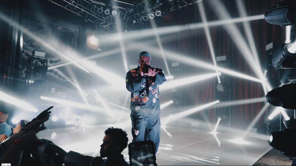 A$AP FERG - FLOOR SEATS TOUR CHICAGO