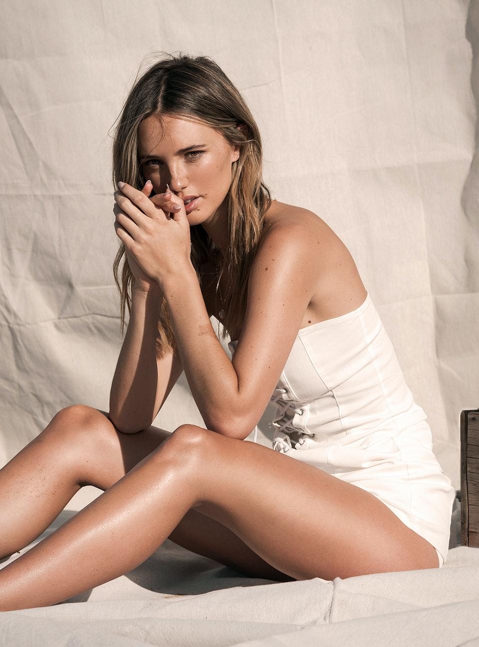 Brooke Hogan for Fashion Editorials