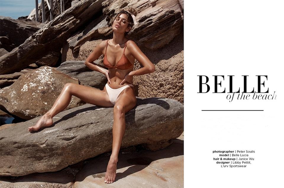 Belle of the Beach