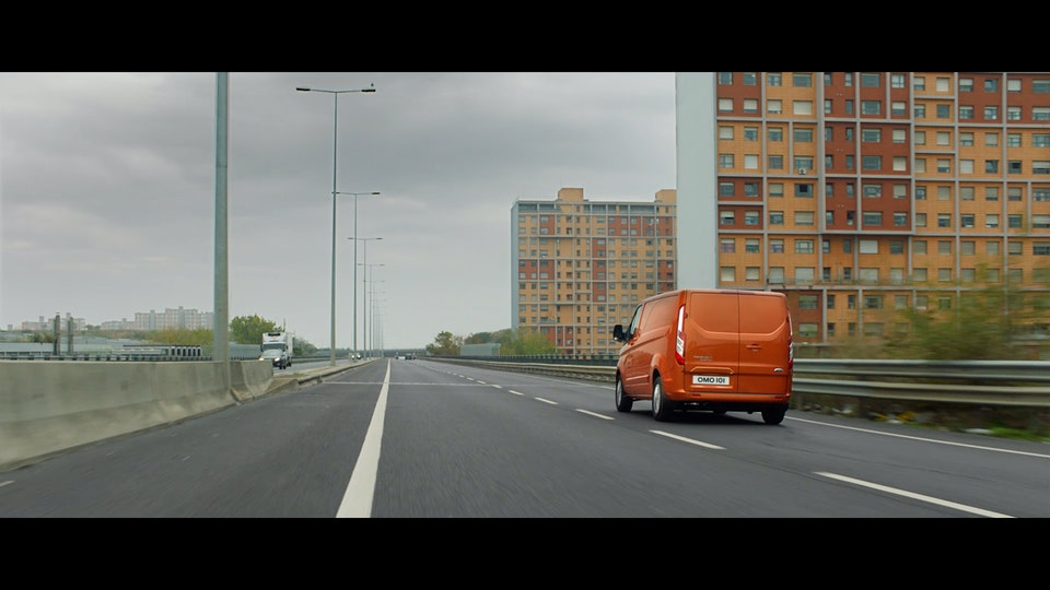 FORD 'Transit DE&CC'
