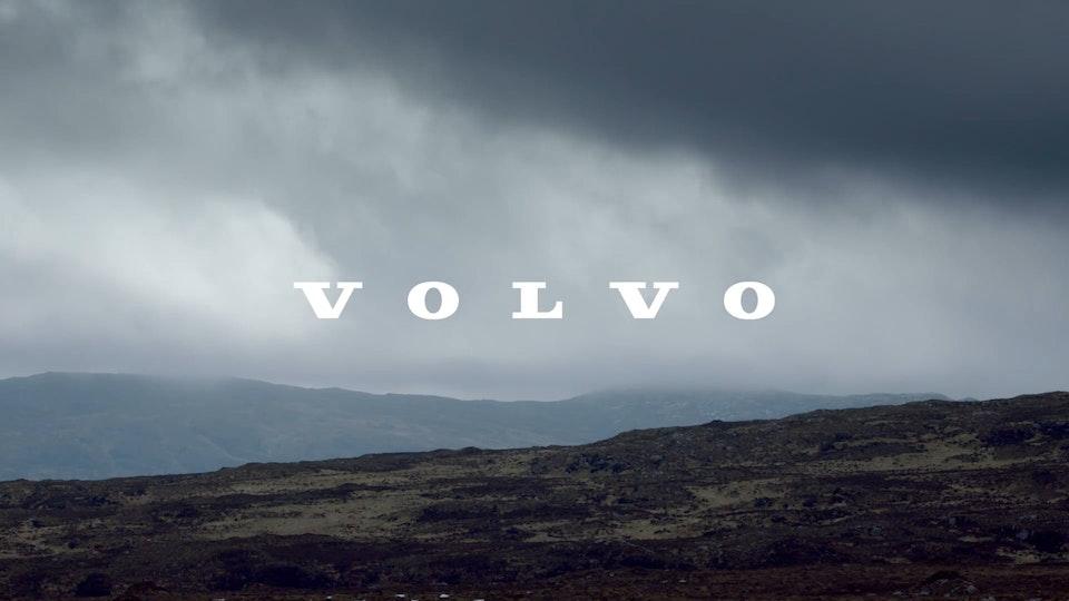VOLVO v90 CC 'Running Footage'