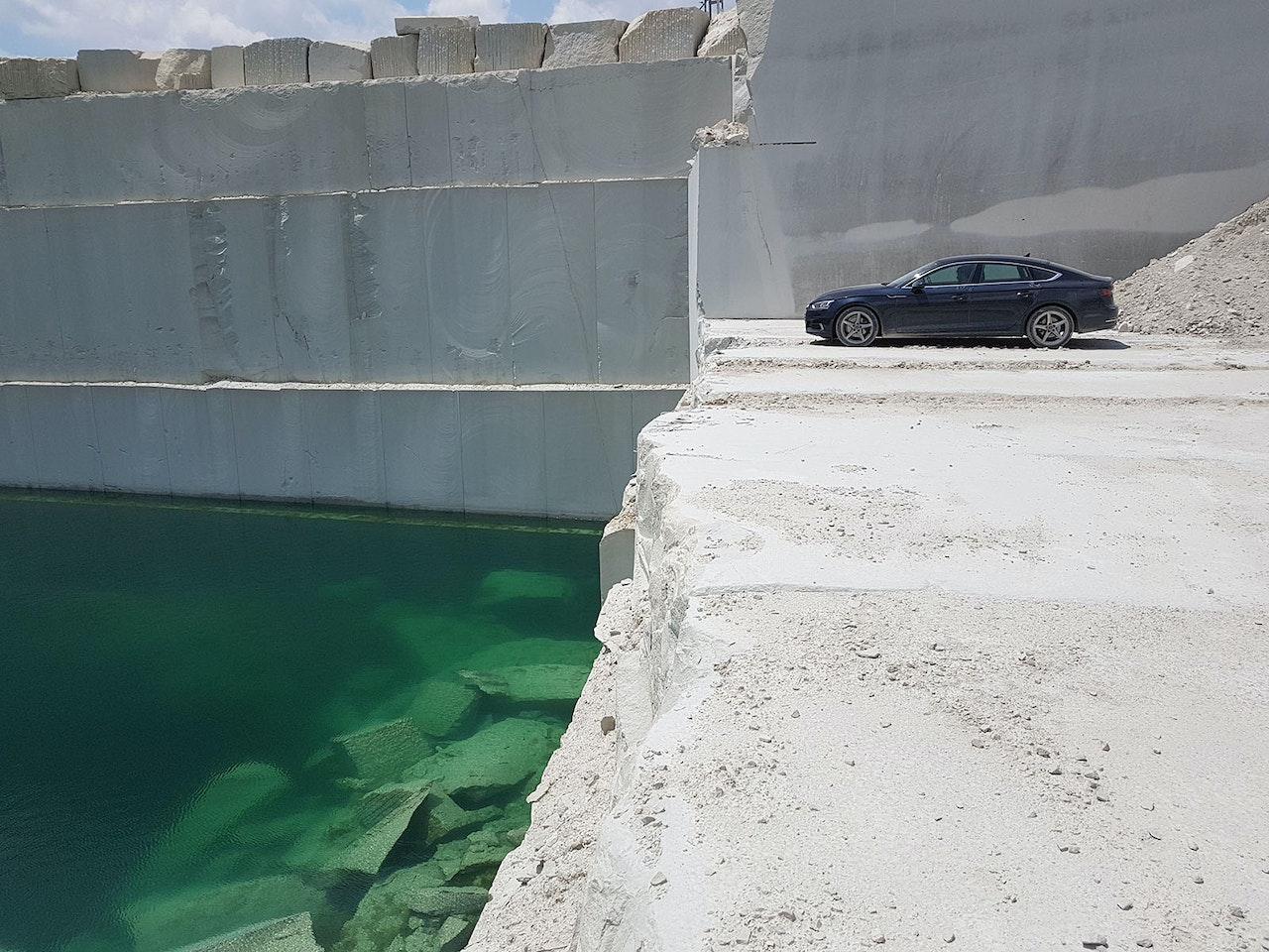 POLESTAR One 'The Dam' -