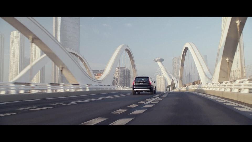 VOLVO XC90 - Drive The Future - Black edition