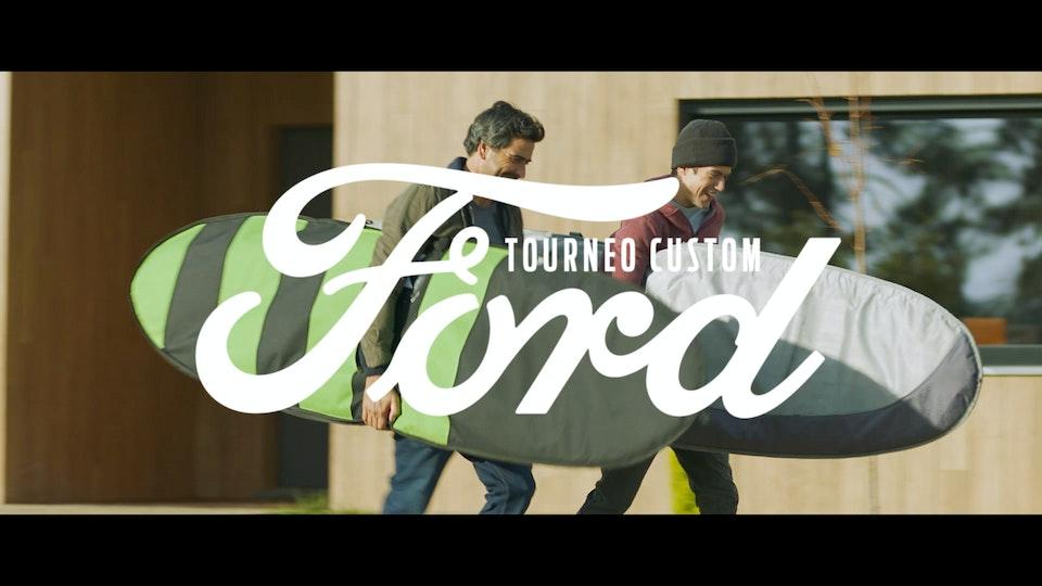 FORD 'Tourneo SS&DE'