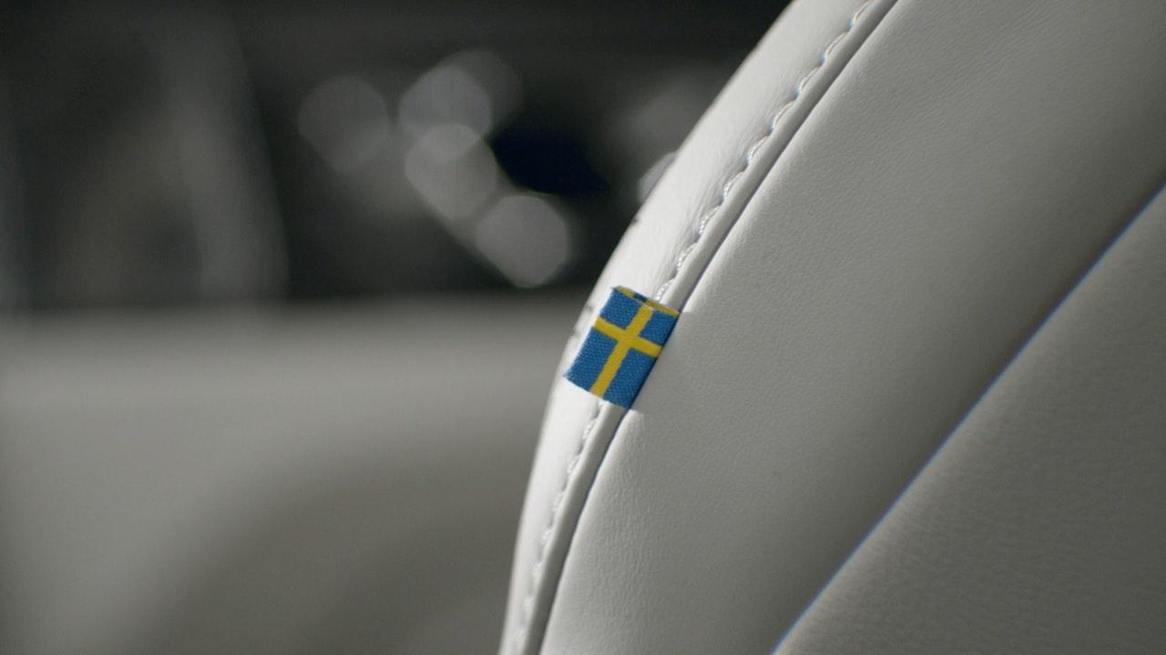 The New VOLVO XC60 Interior -