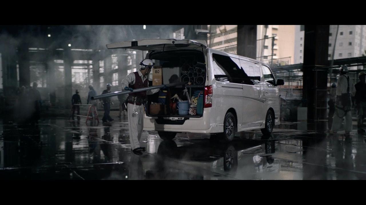 NISSAN Caravan -