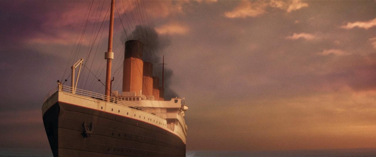 FOLKSAM 'Titanic' -