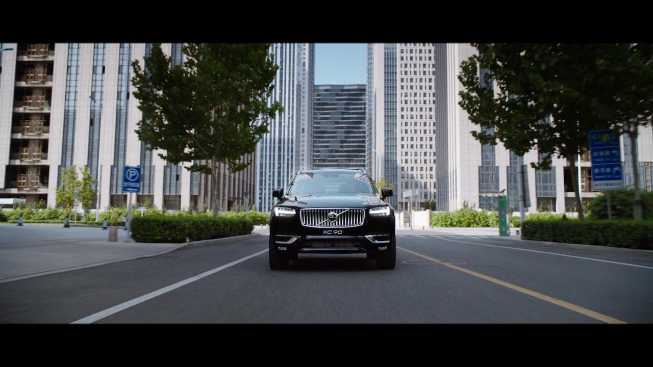 VOLVO XC90 - Drive The Future - Black edition -