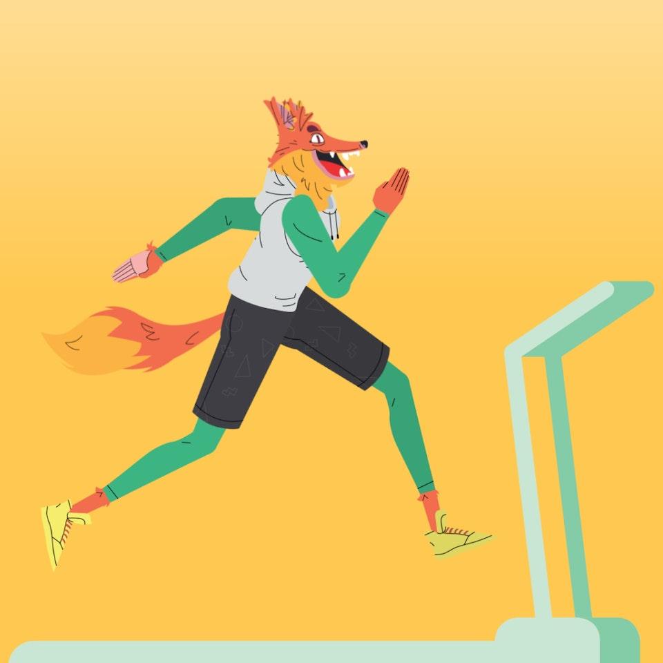 Nutren Nutren: Maratonista