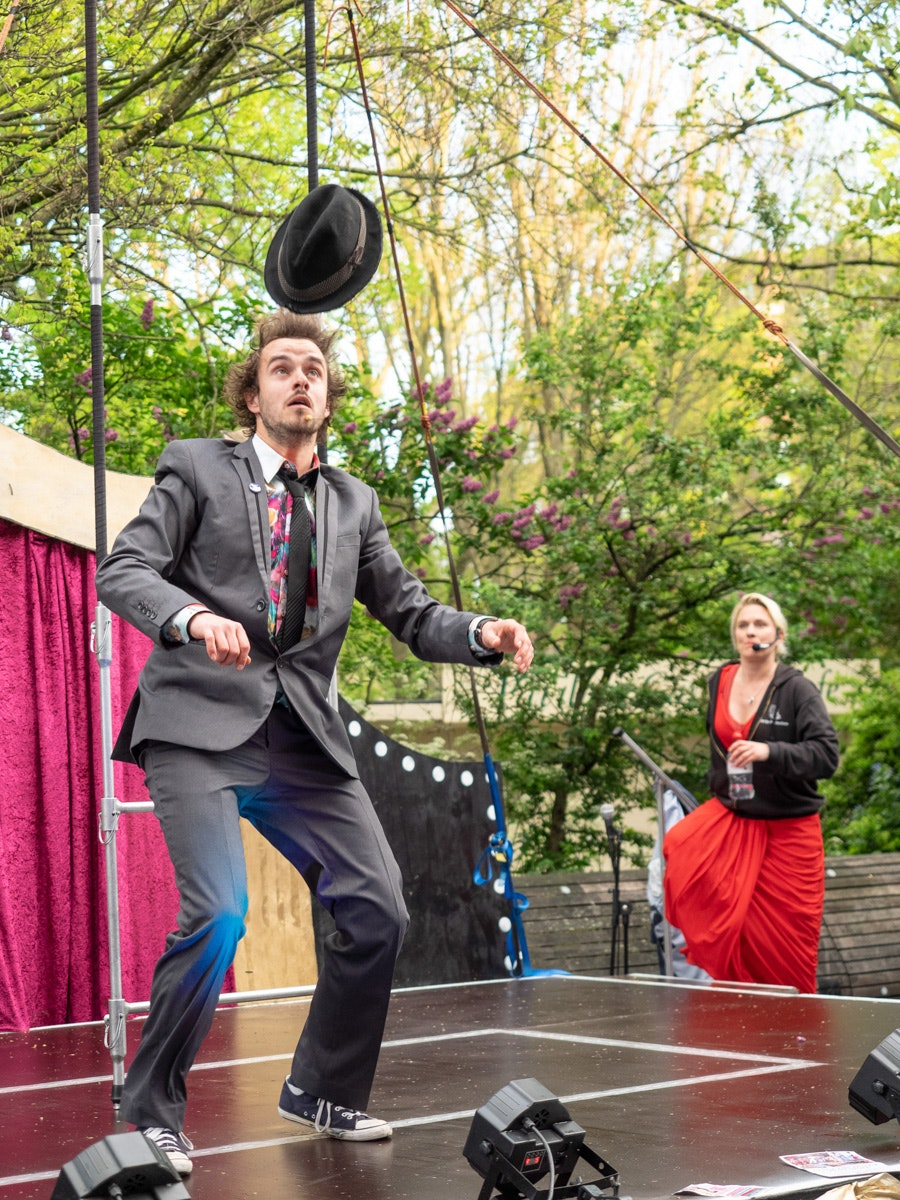 Fit Up Productions at Fringe City