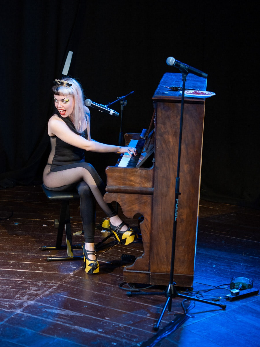 Laurie Black's Bad Luck Cabaret