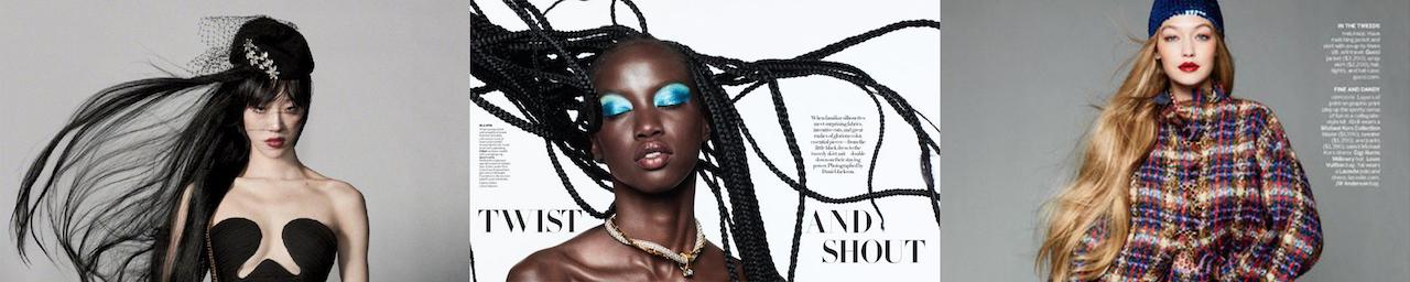 US Vogue - March '20