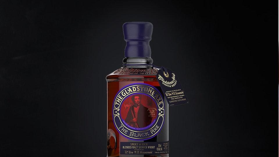 Gadstone Axe Whiskey
