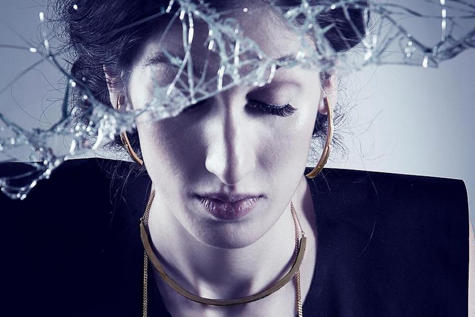 Gina Melossi jewellery.