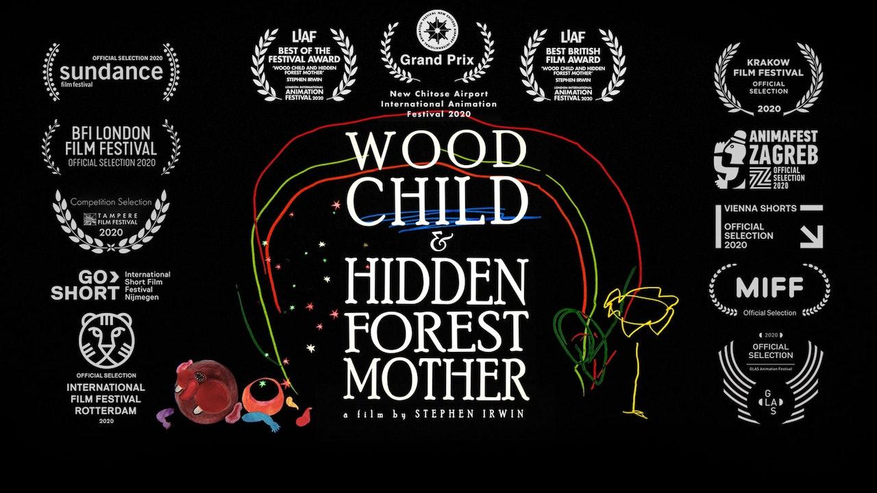 WOOD CHILD & HIDDEN FOREST MOTHER (Trailer)
