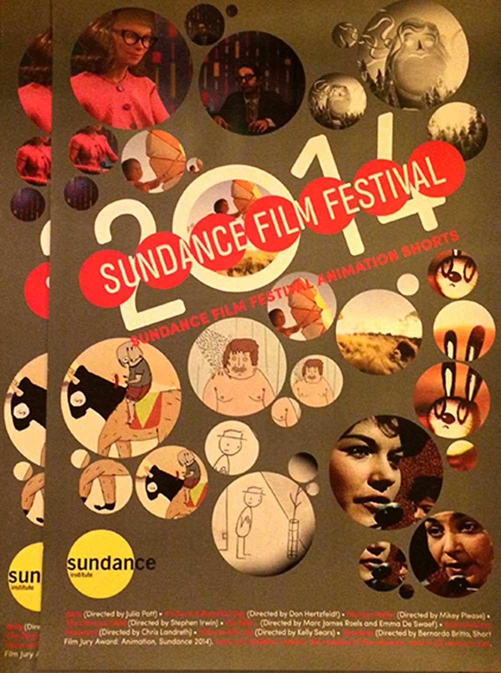 SUNDANCE SHORTS TOUR 2014