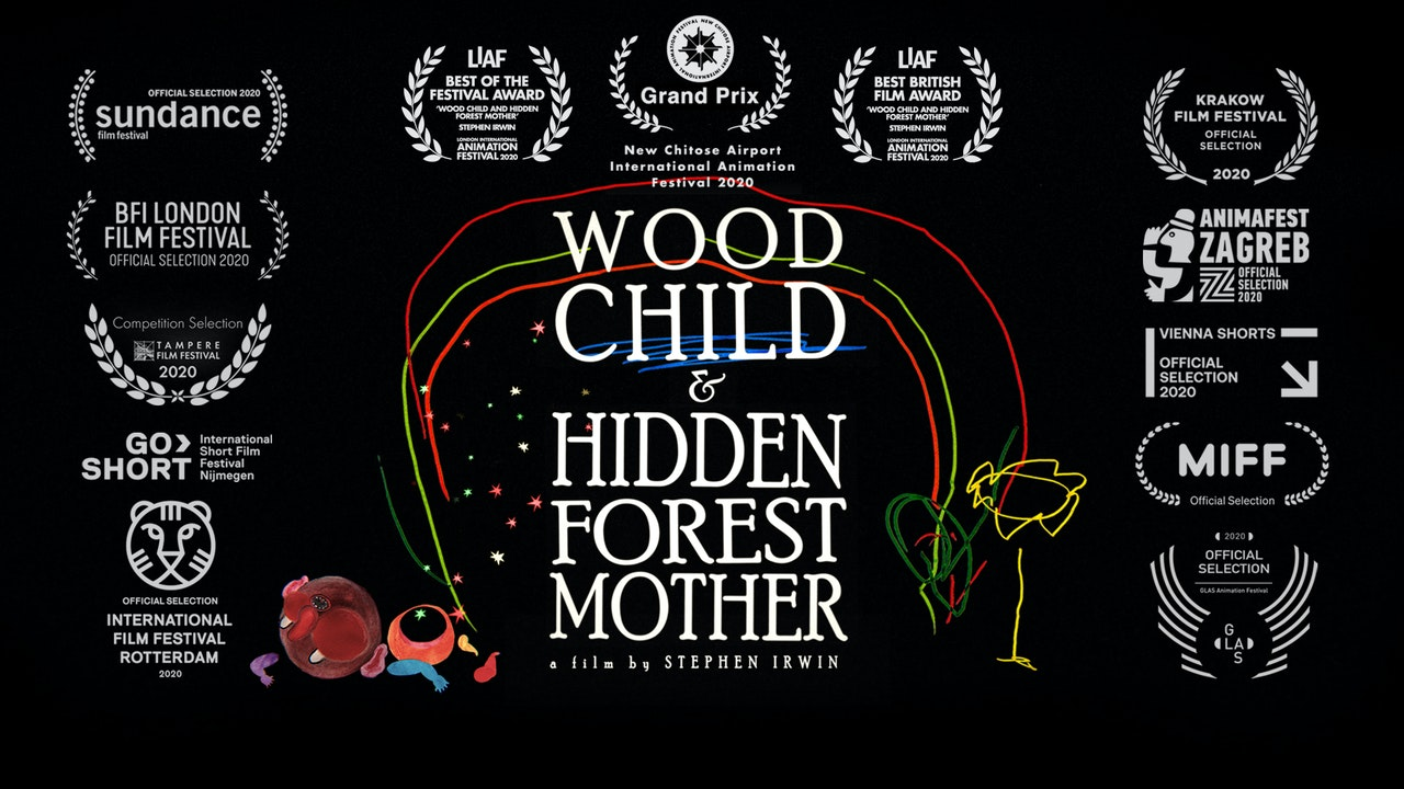WOOD CHILD & HIDDEN FOREST MOTHER