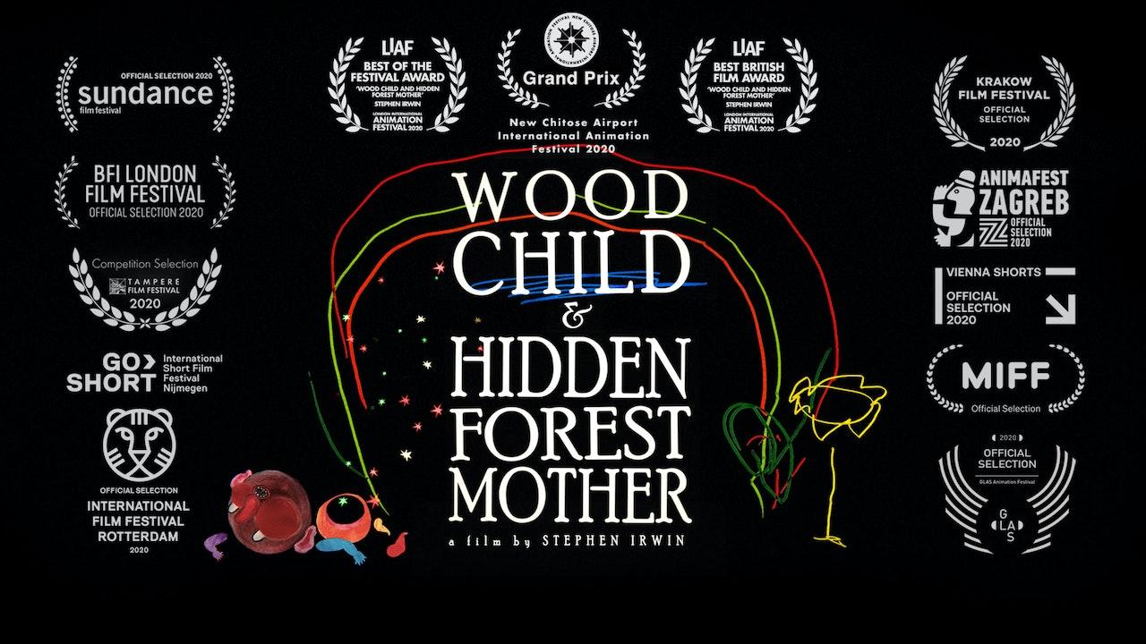 WOOD CHILD & HIDDEN FOREST MOTHER