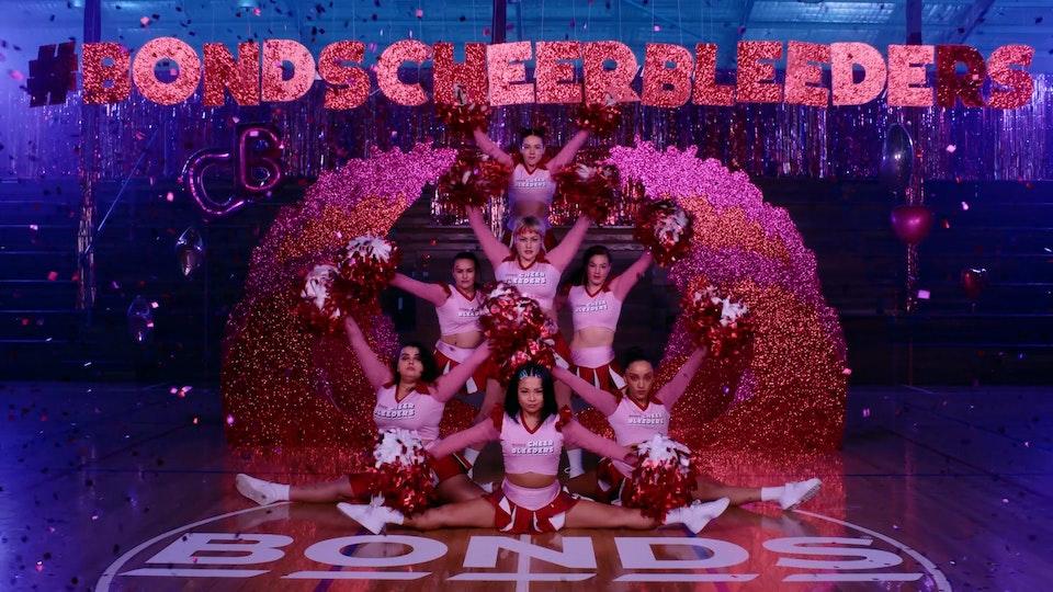 Bonds I Cheer Bleeders