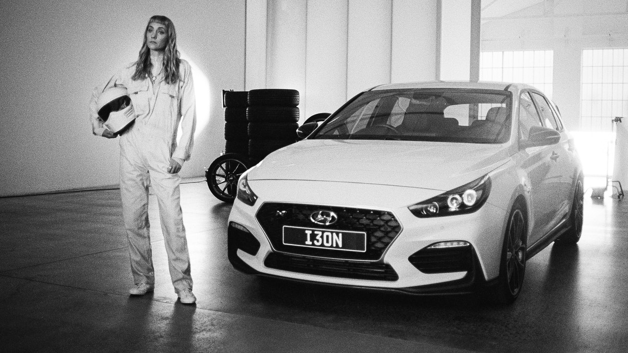 Hyundai i30 I  The One For You - Photo by Zachary Peel Mcgregor