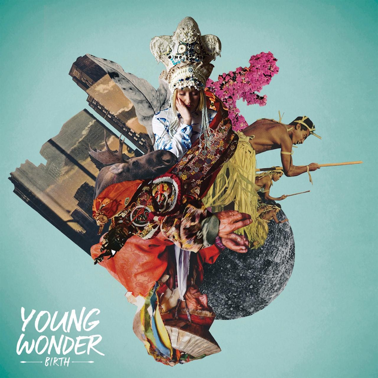 Young Wonder - Birth (LP) ~ 2015