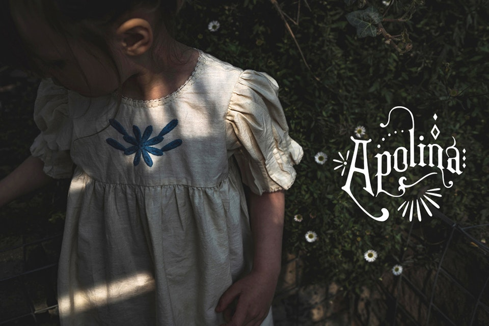 Apolina Lookbooks -