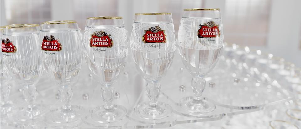 vfx reel - Stella Artois