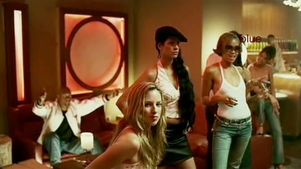 music video reel - Blue