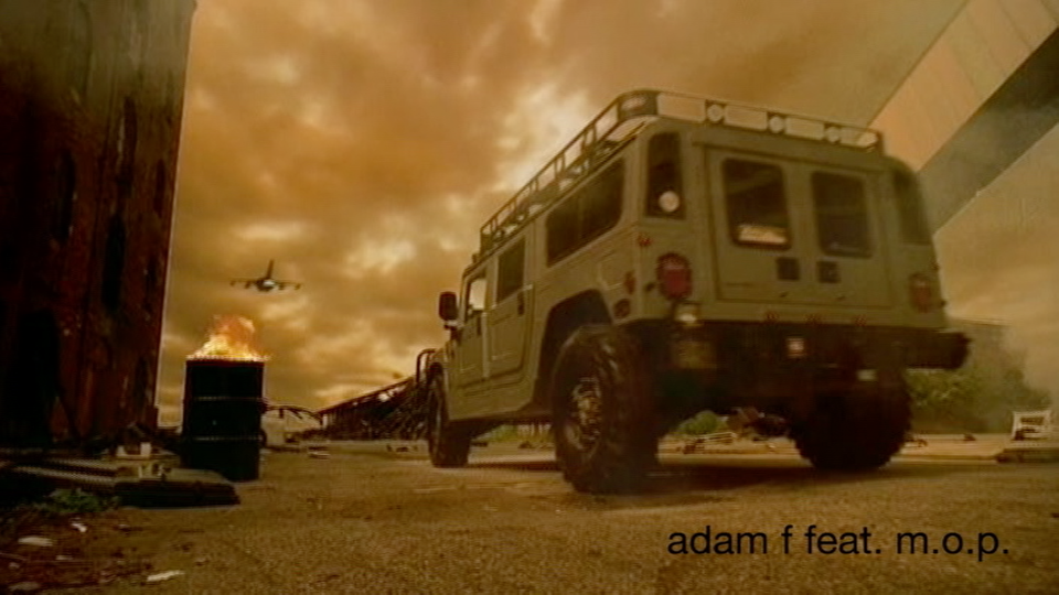 music video reel - Adam F
