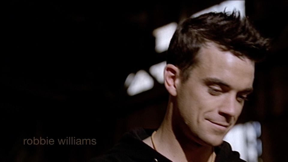 music video reel - Robbie Williams