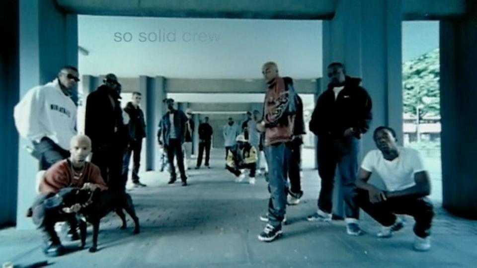 music video reel - So Solid Crew