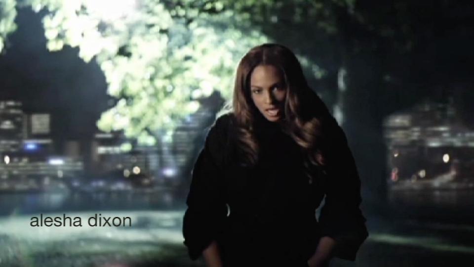 music video reel - Alesha Dixon