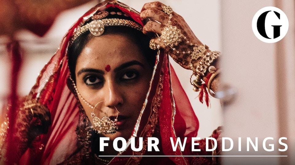 FOUR WEDDINGS (documentary)