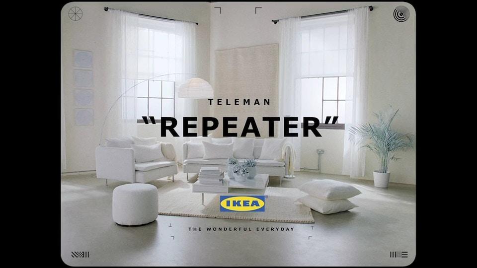 IKEA x TELEMAN