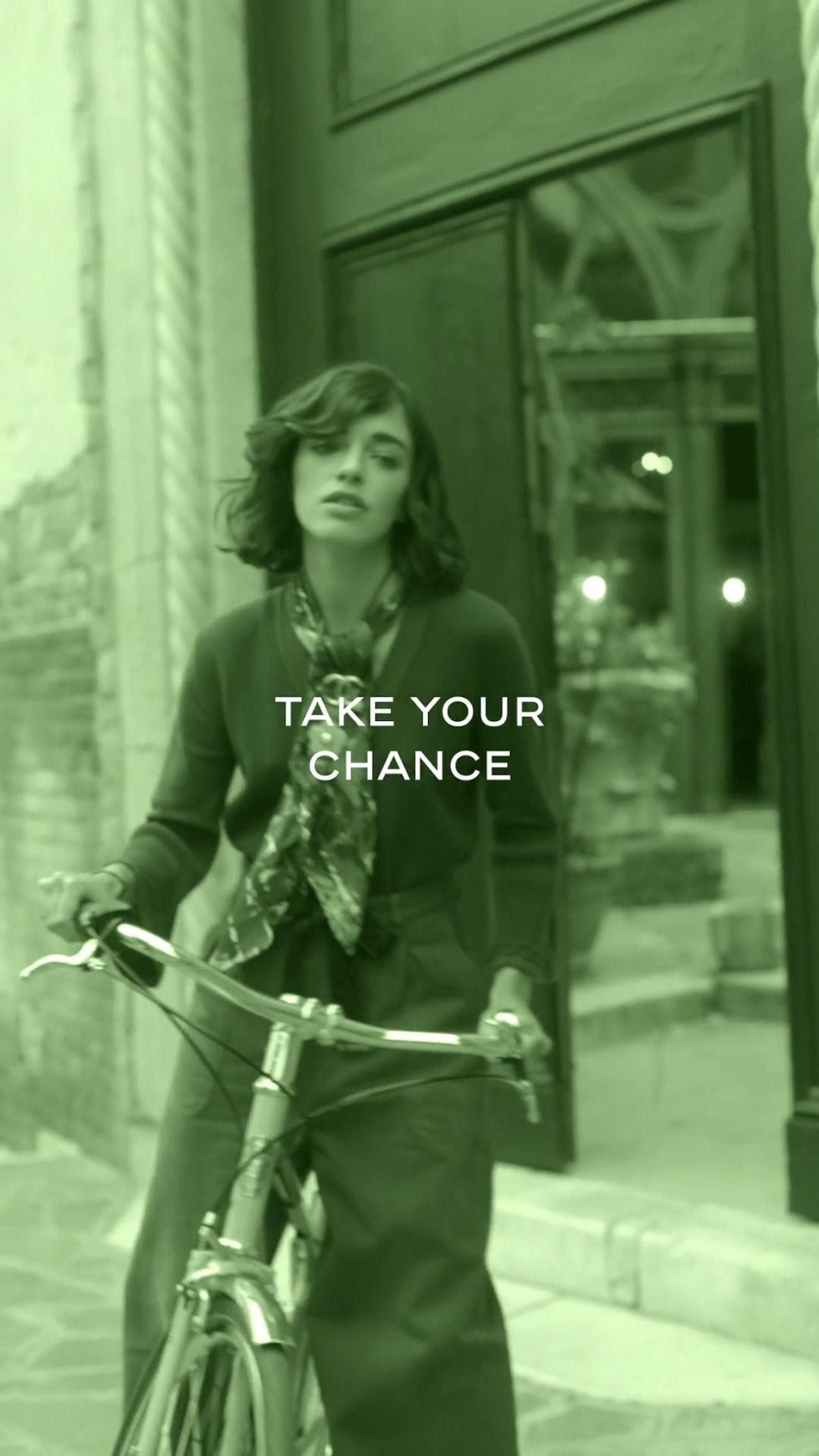 Eva Michon - CHANEL Chance Story 'Rider'