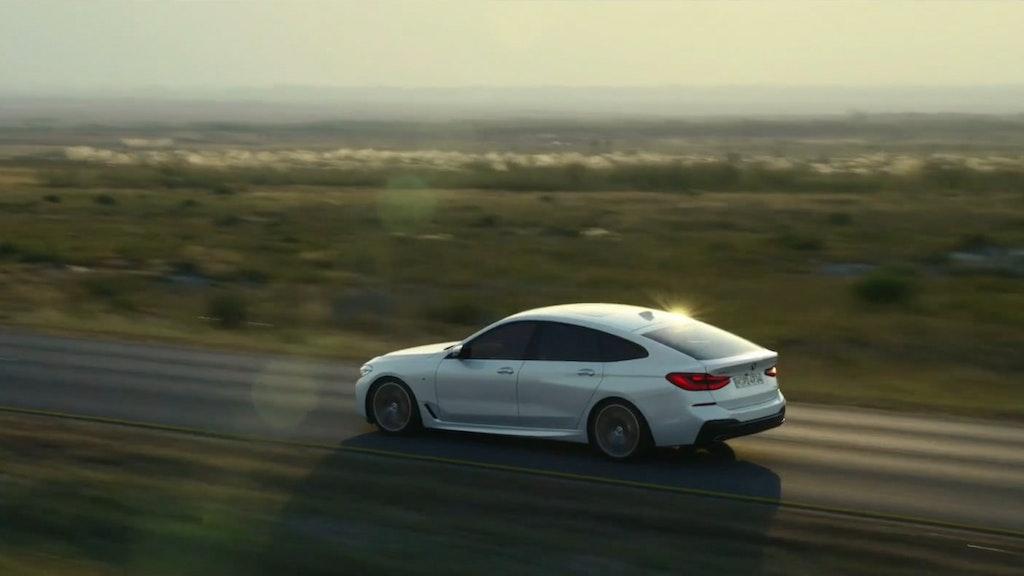 BMW - 6 Gran Turismo