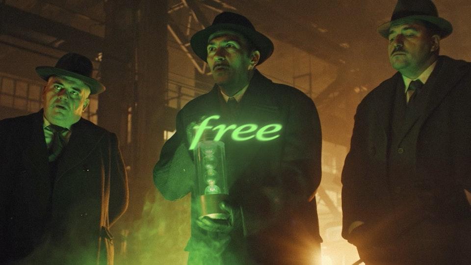 Free - Money