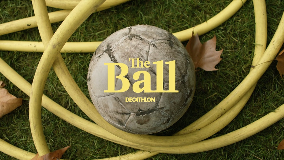 Decathlon - The Ball