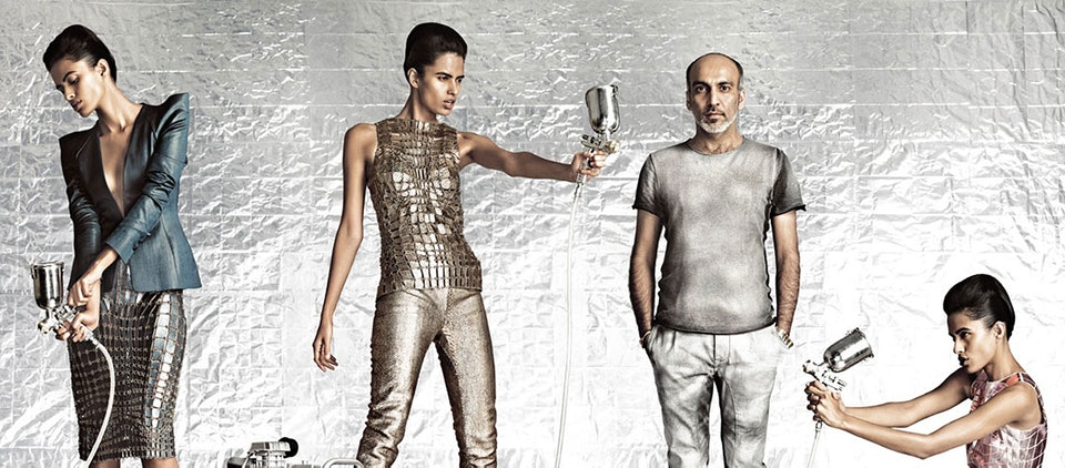 Vogue - Manish Arora